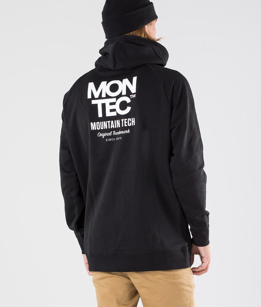 Montec M-Tech Capuche Black