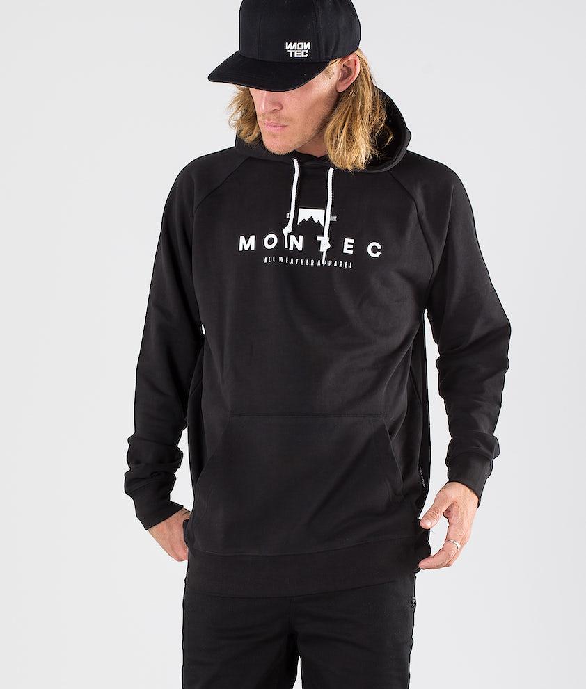 Montec Fancy Hood Black