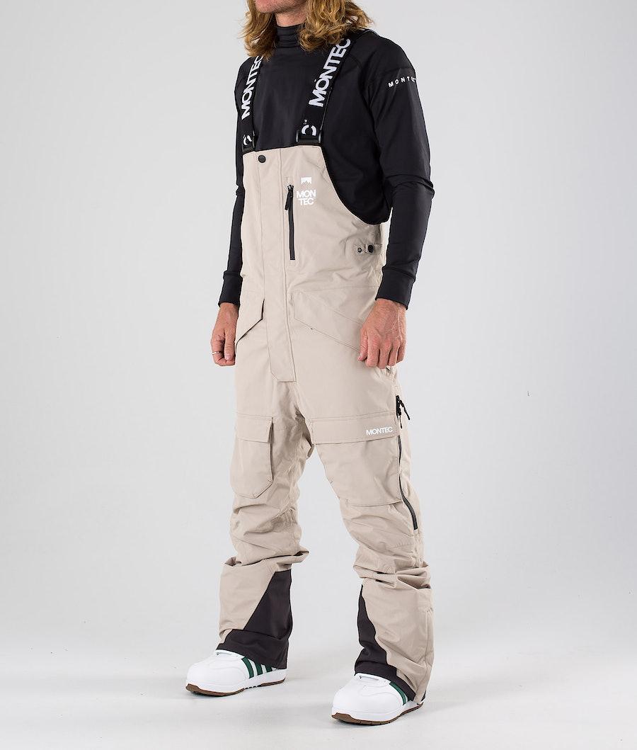 Montec Fawk Pantalon de Snowboard Desert