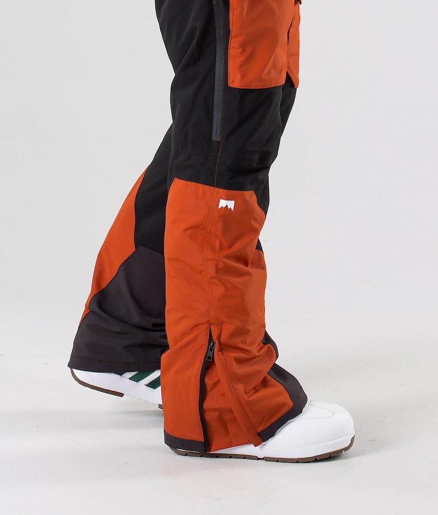 Montec Fawk Snowboardhose Clay/Black