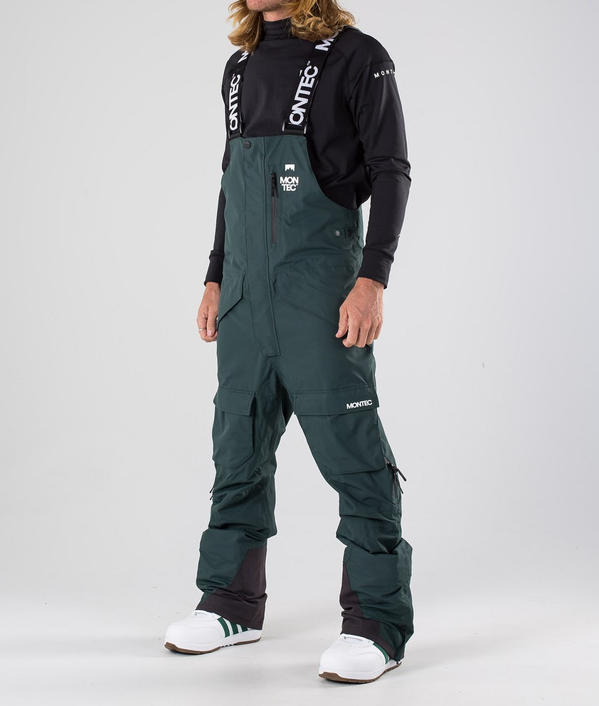 Montec Fawk Snowboard Pants Dark Atlantic