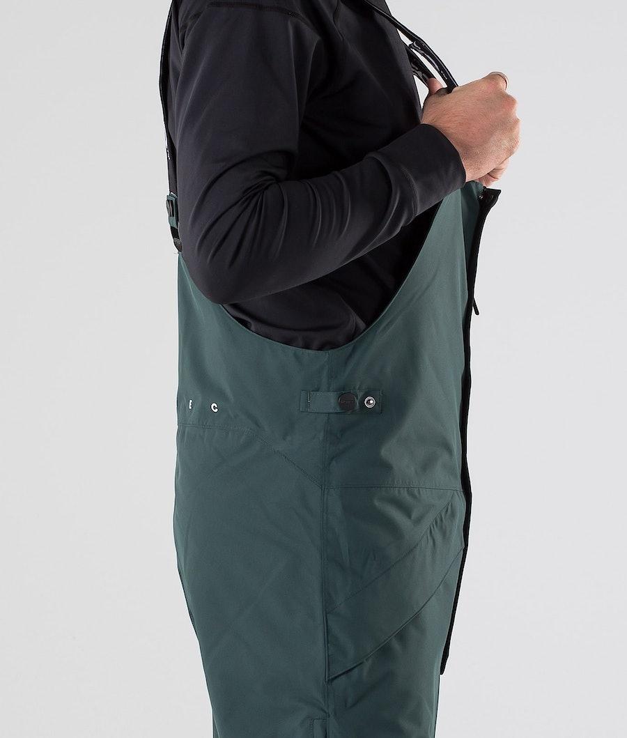 Montec Fawk Pantaloni da snowboard Dark Atlantic