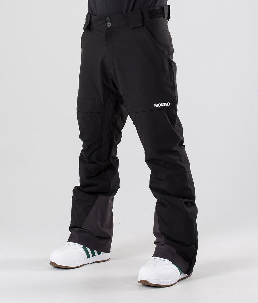 Montec Dune Snow Pants Black