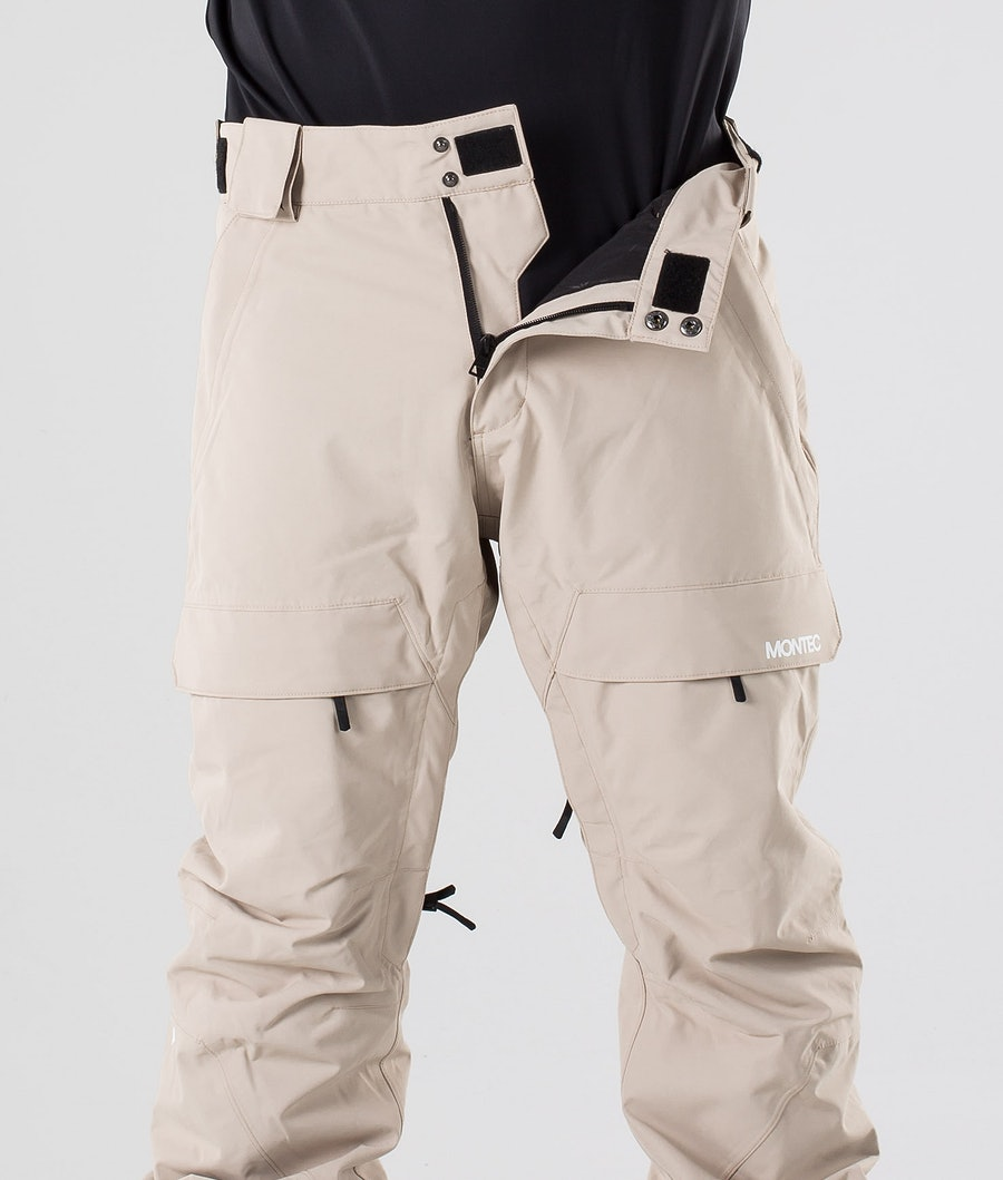 Montec Dune Pantaloni da snowboard Desert