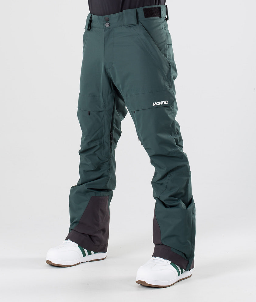 Montec Dune Snow Pants Dark Atlantic