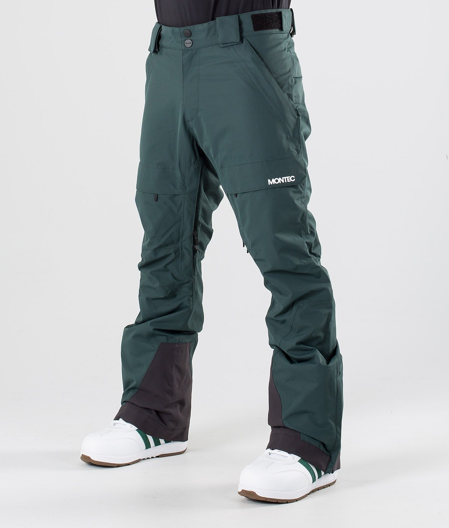 Montec Dune Snowboard Pants Dark Atlantic