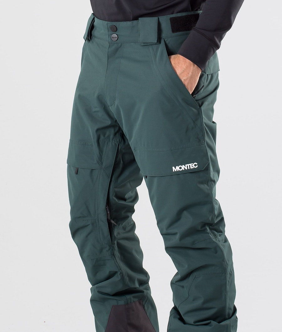 Montec Dune Pantaloni da snowboard Dark Atlantic