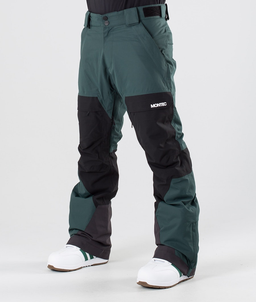 Montec Dune Snowboard Pants Dark Atlantic/Black