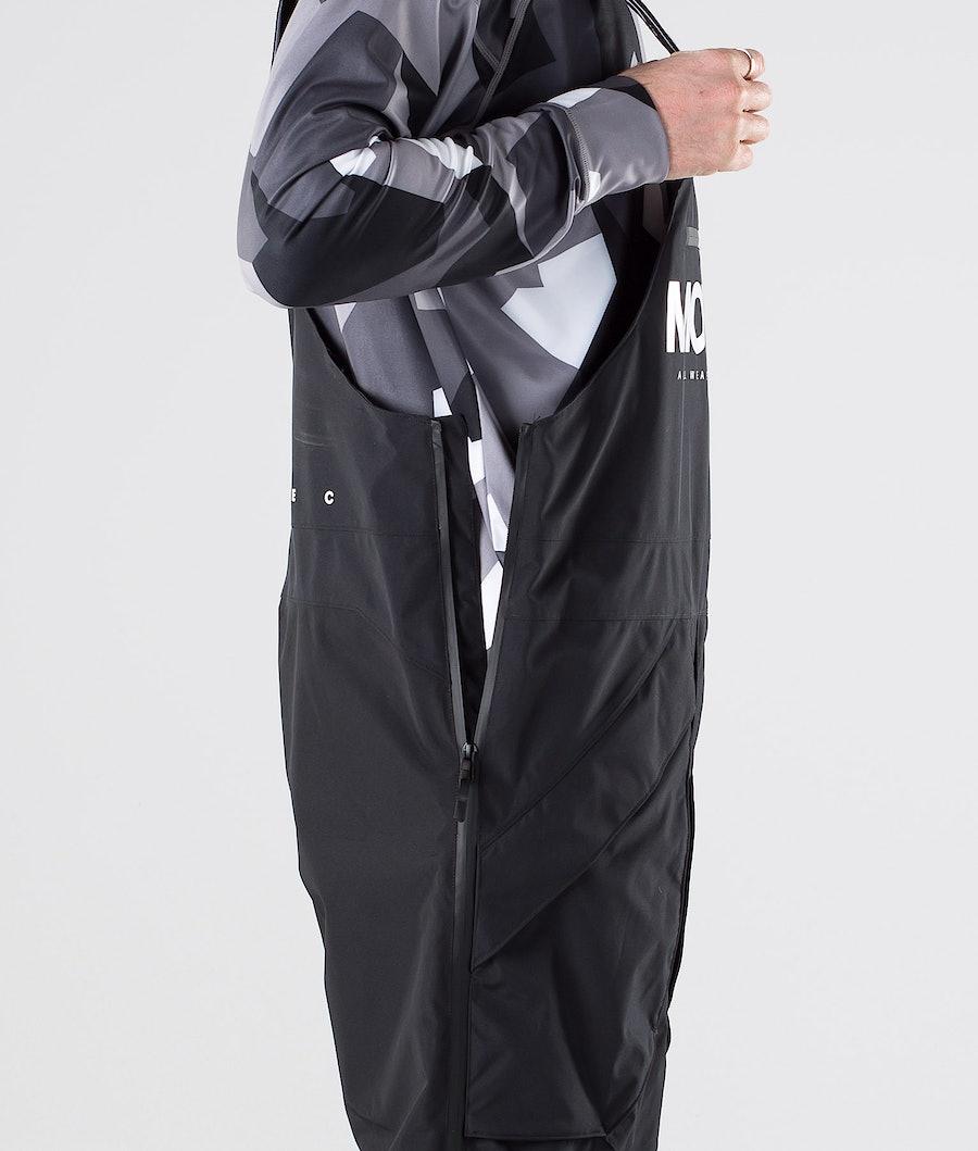 Montec Fenix Snow Pants Black