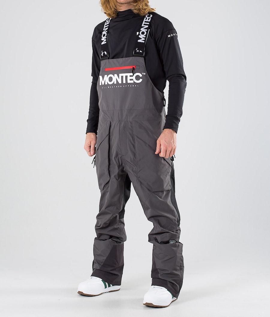 Montec Fenix Snowboardhose Pearl
