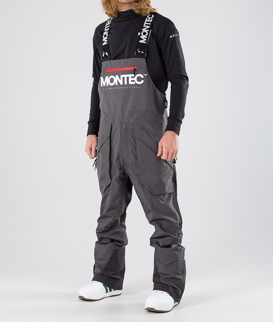 Montec Fenix Pantalon de Snowboard Pearl