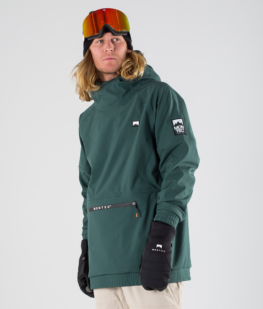 Montec Tempest Snowboardjacka Dark Atlantic