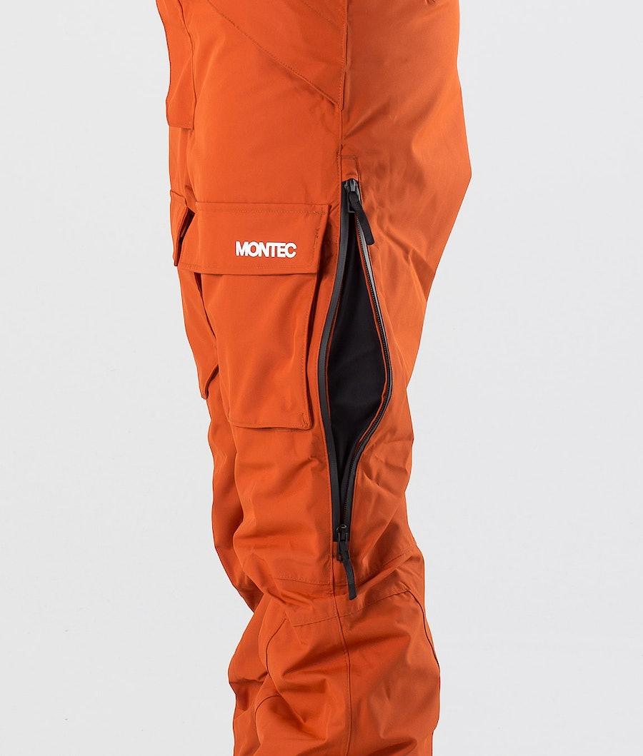 Montec Fawk W Pantaloni da snowboard Donna Clay