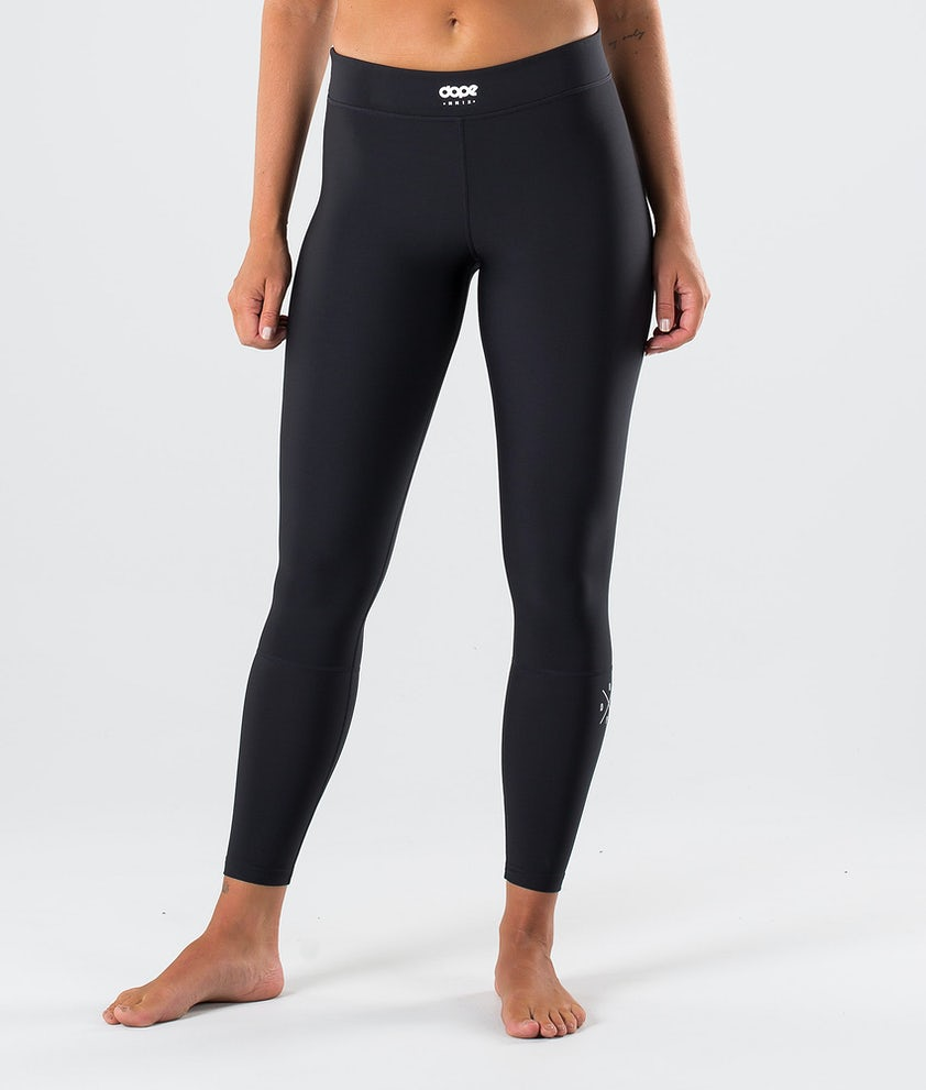 Dope Snuggle 2X-UP W Pantalon thermique Black