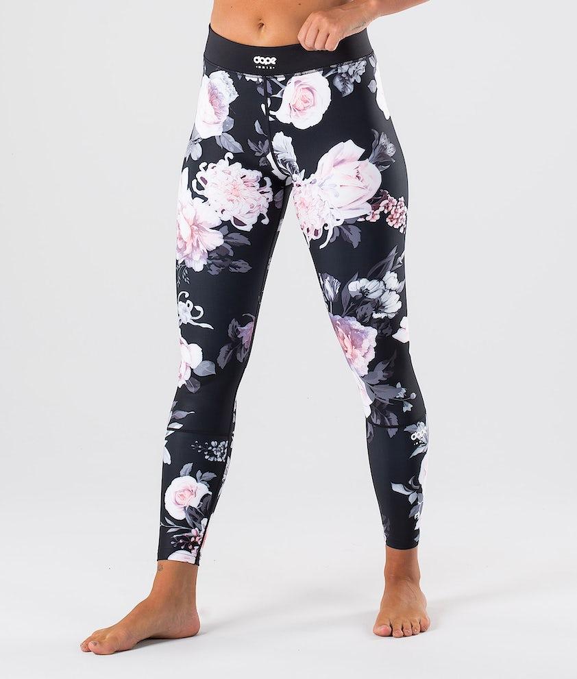 Dope Snuggle OG W Underställsbyxa Pink Flower