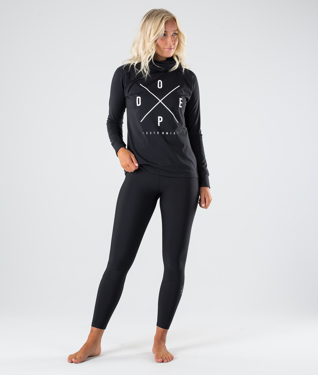 Buy Snuggle 2X-UP W Base Layer Top from Dope at Ridestore.com - Always free shipping, free returns and 30 days money back guarantee
