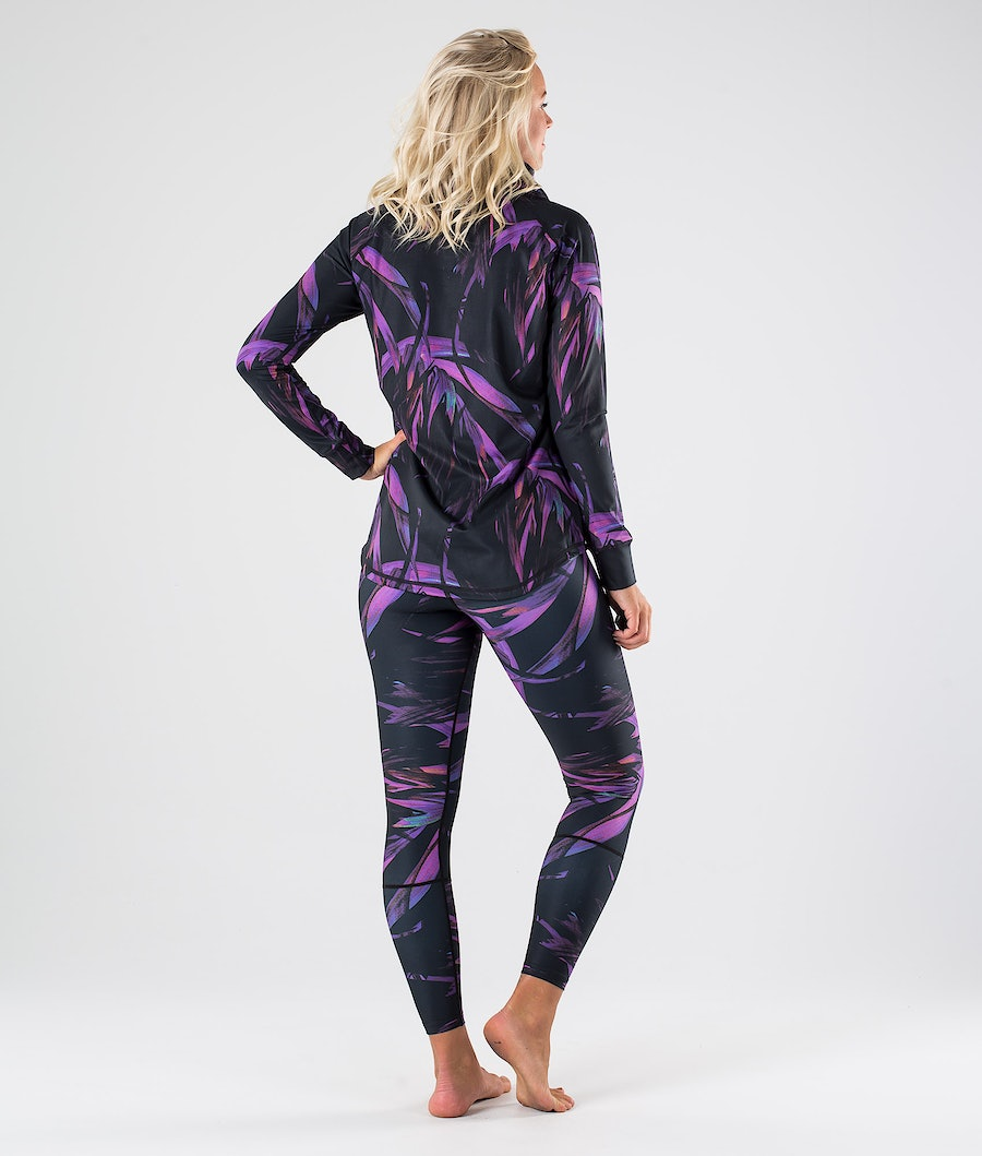 Dope Snuggle OG W Funktionsshirt Damen Purple Folige