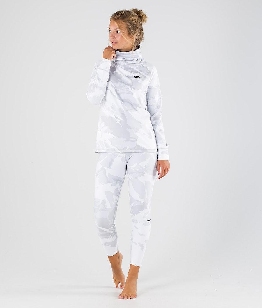 Dope Snuggle OG W Women's Base Layer Top Tucks Camo
