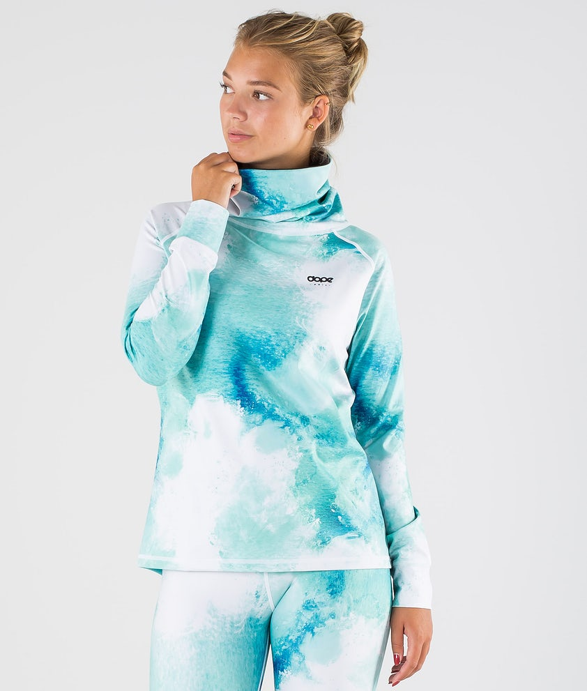 Dope Snuggle OG W Base Layer Top Water White