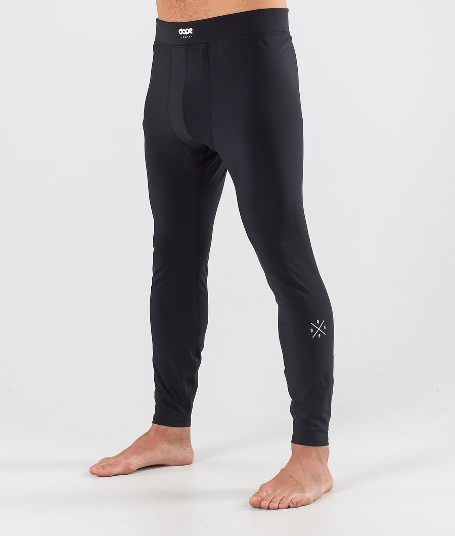 Dope Snuggle 2X-UP Pantaloni Termici Black