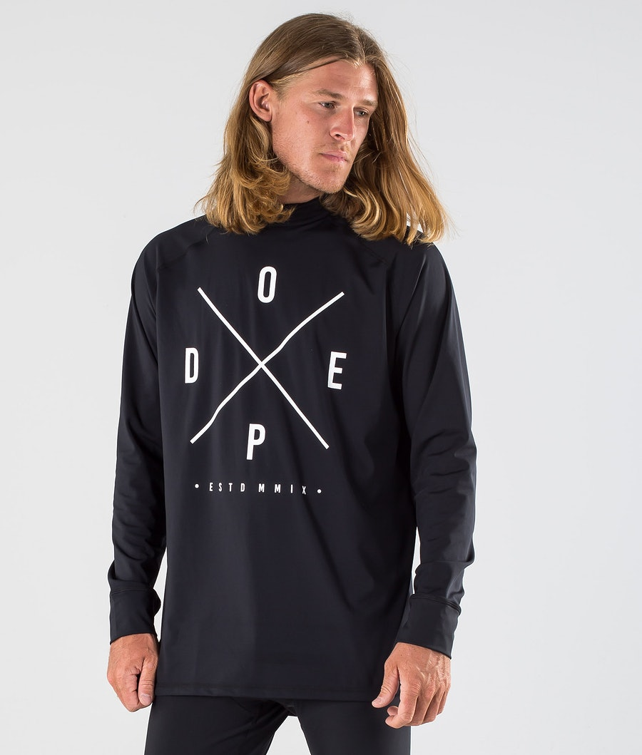 Dope Snuggle 2X-UP Funktionsshirt Black