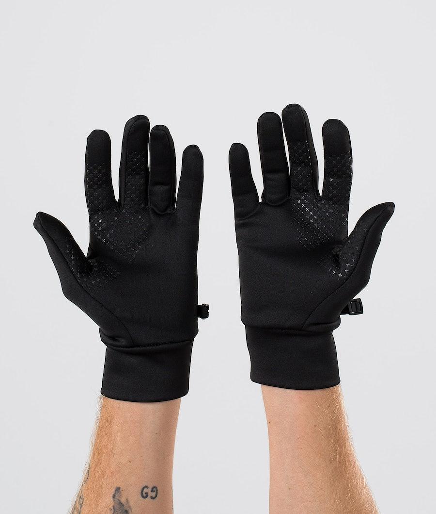 Dope Power Gants de Ski Black