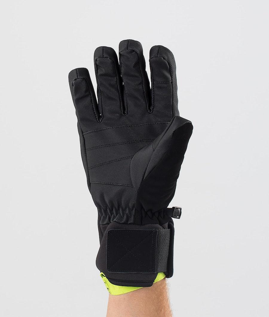 Dope Ace Glove Ski Gloves Black