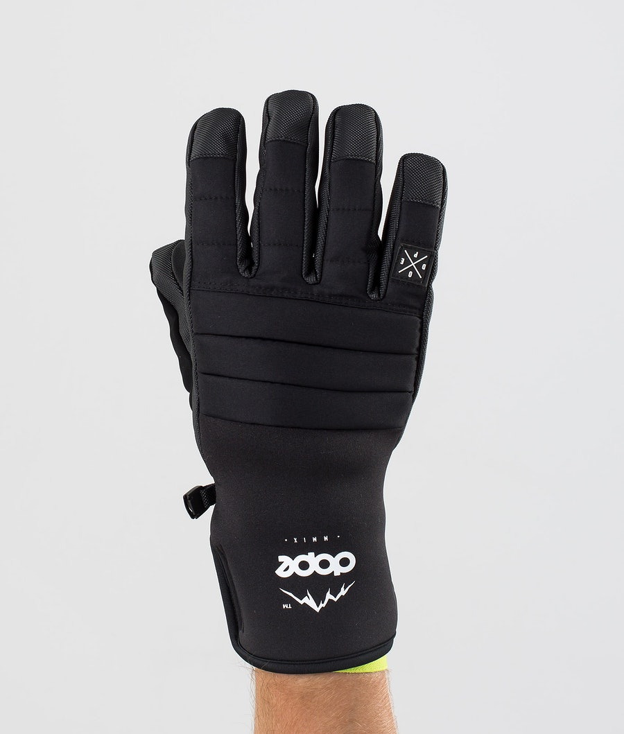 Dope Ace Glove Gants de Ski Black