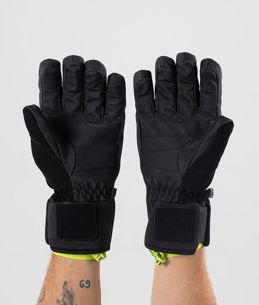 Dope Ace Glove Skihansker Black