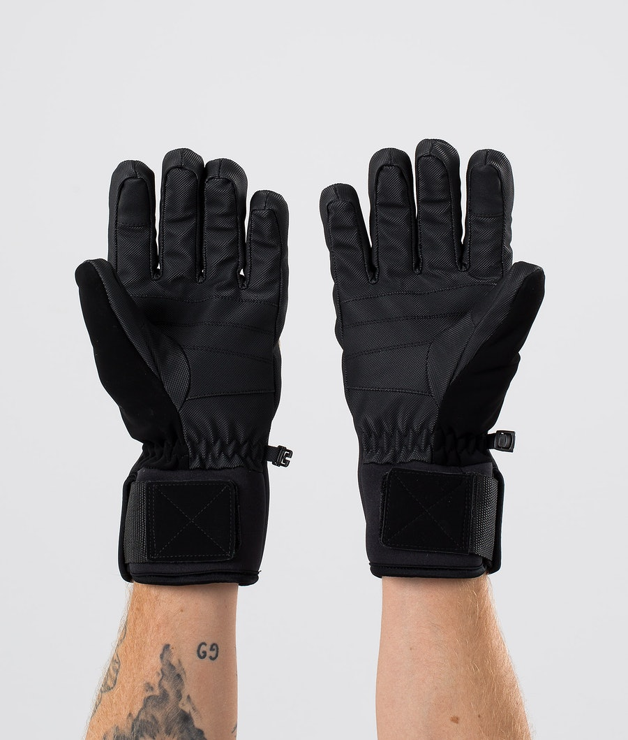 Dope Ace Glove Ski Gloves Sand