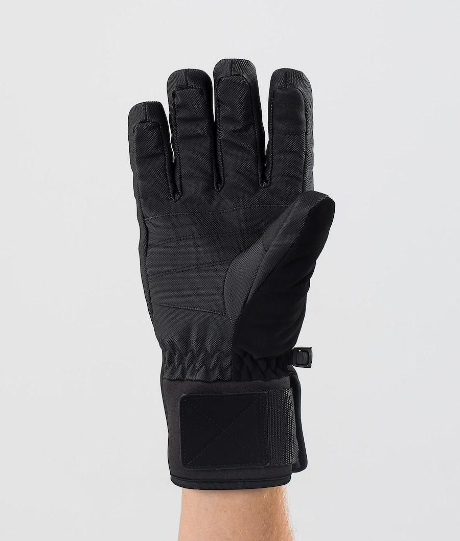 Dope Ace Glove Skihansker Grey Melange