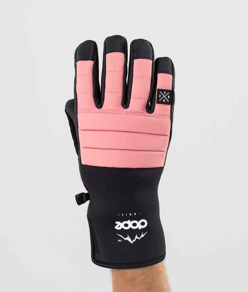 Dope Ace Glove Ski Gloves Pink