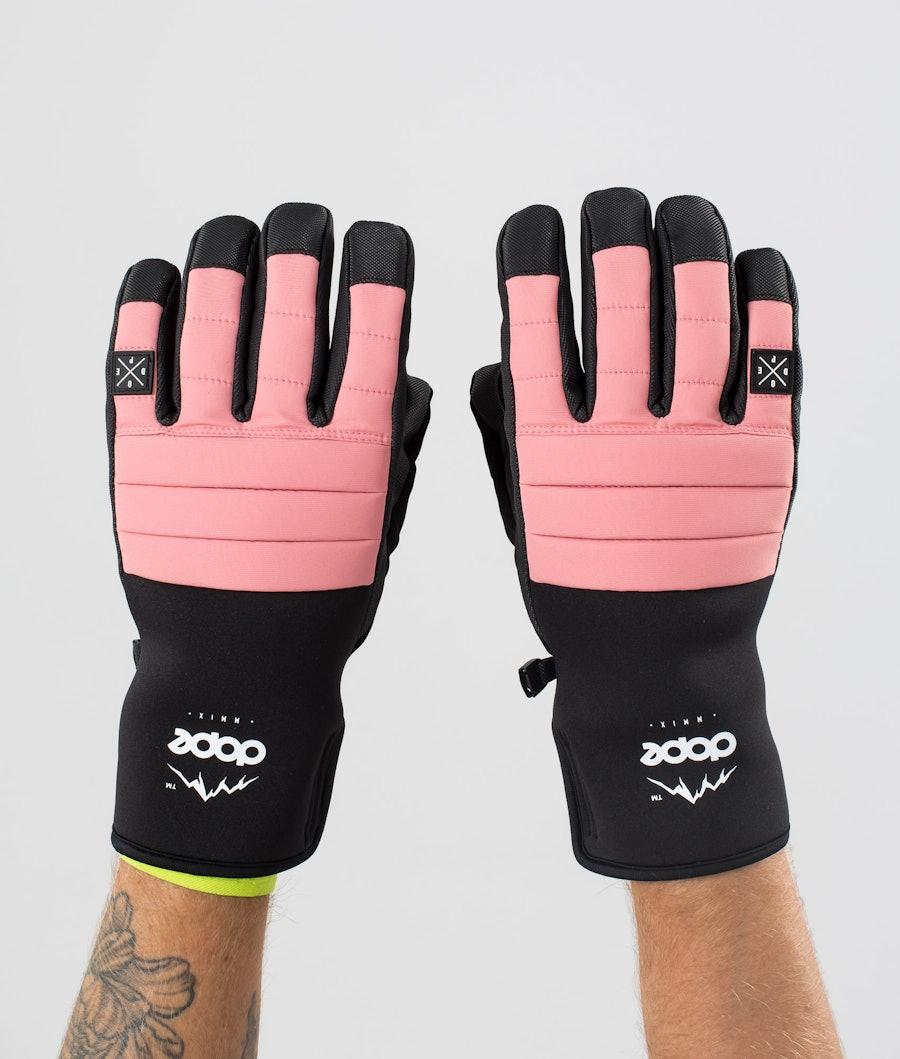 Dope Ace Glove Ski Gloves Pink