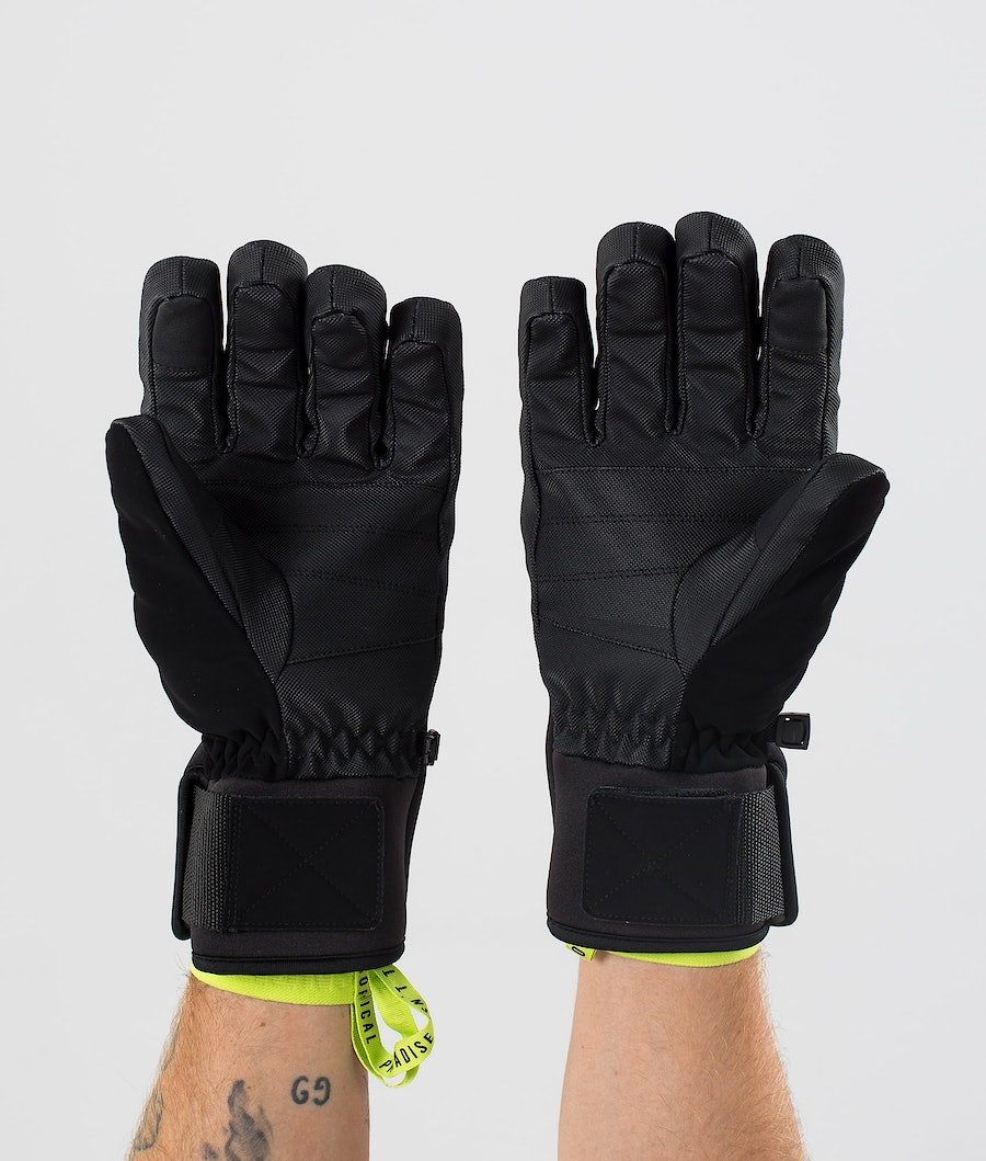 Dope Ace Glove Ski Gloves Faded Green