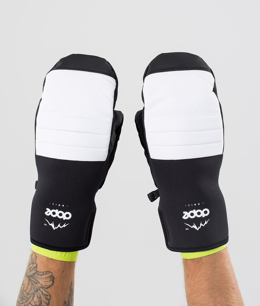 Dope Ace Mitt Moufles White