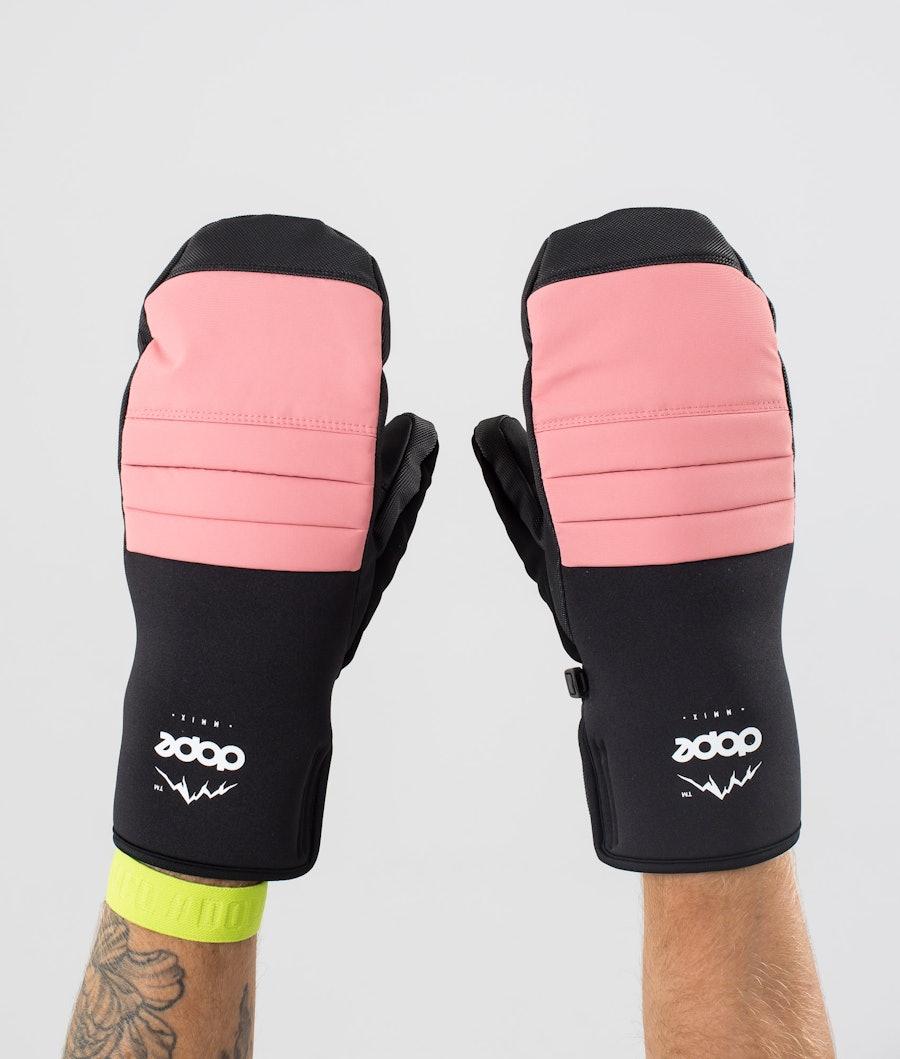 Dope Ace Mitt Vintervotter Pink
