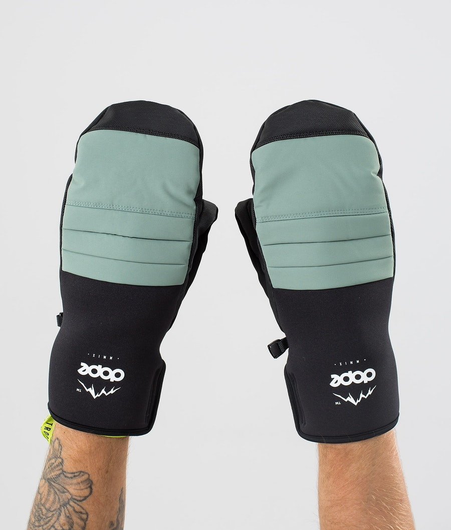 Dope Ace Mitt Vintervotter Faded Green