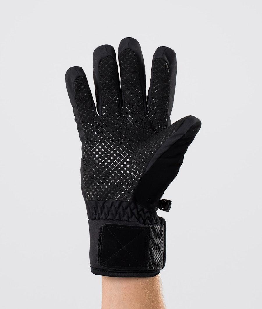 Dope Signet Glove Skidhandskar Black Black