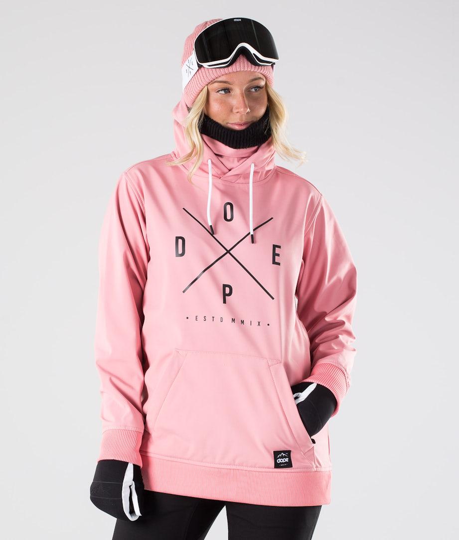 Dope Yeti W Snowboard Jacket Pink