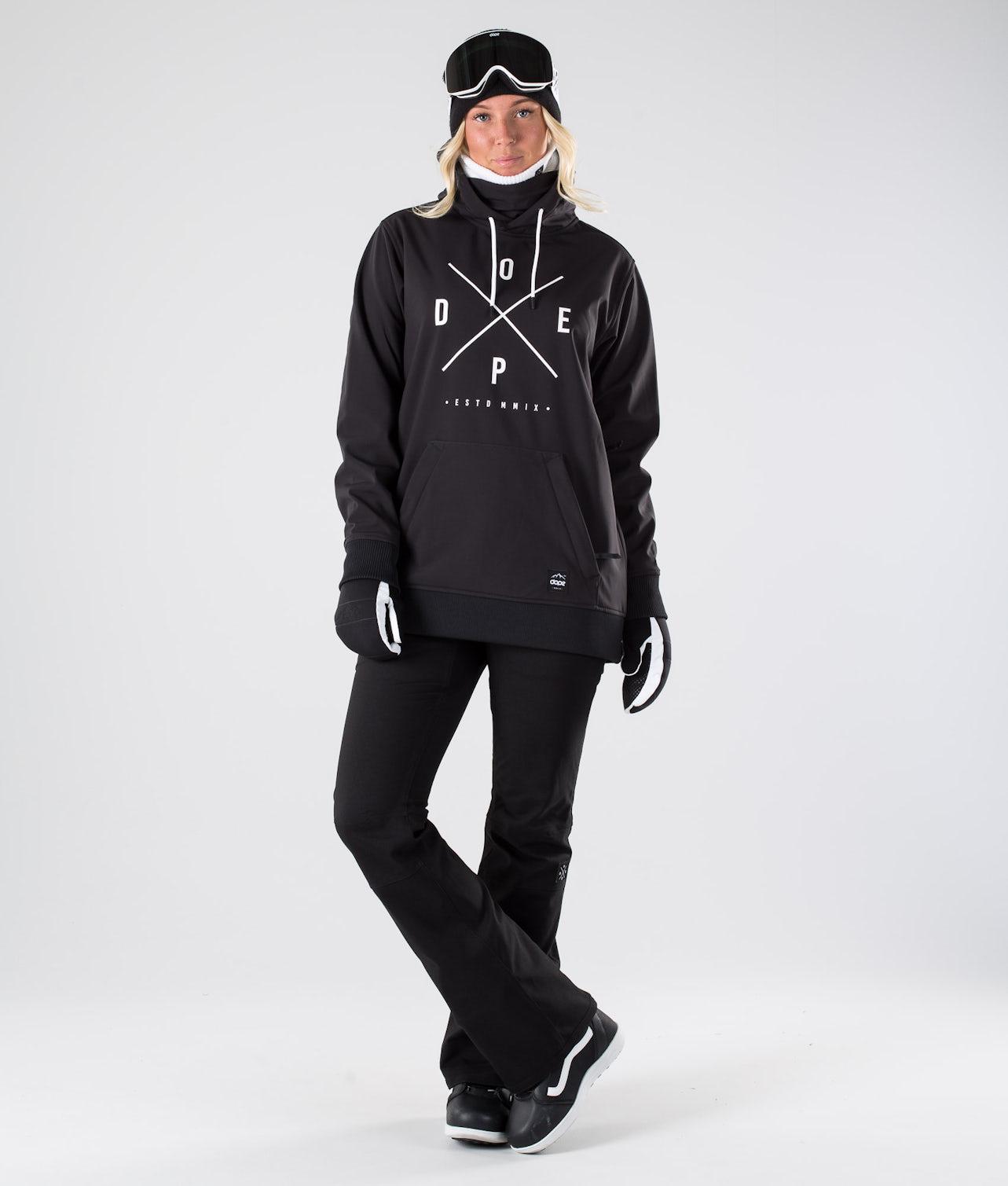 Kjøp Yeti W Snowboardjakke fra Dope på Ridestore.no - Hos oss har du alltid fri frakt, fri retur og 30 dagers åpent kjøp!