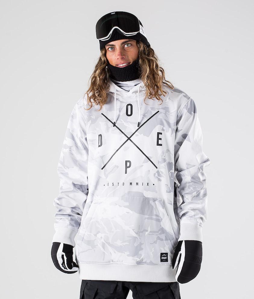 Dope Yeti Snowboard jas Tux Camo