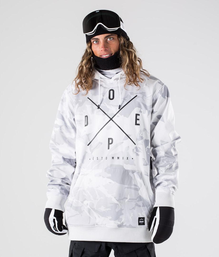 Dope Yeti Snowboardjacka Tux Camo