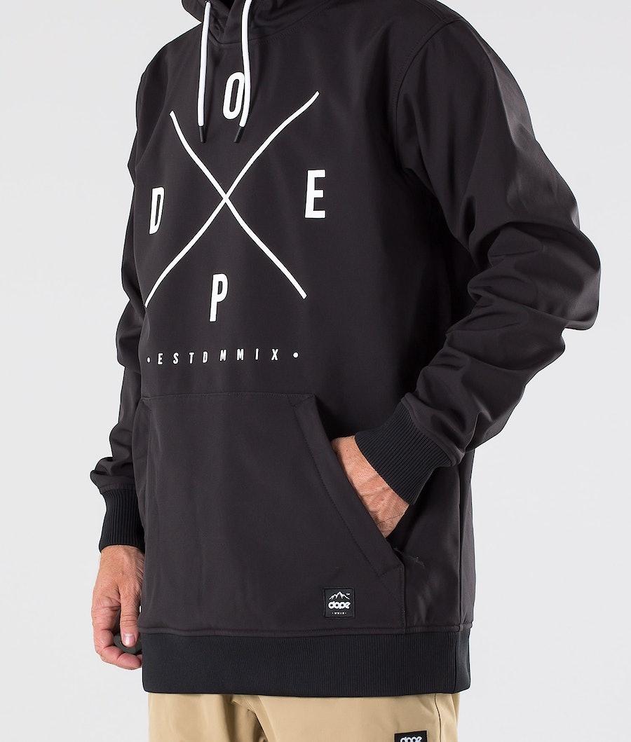 Dope Yeti Snowboardjacka Black
