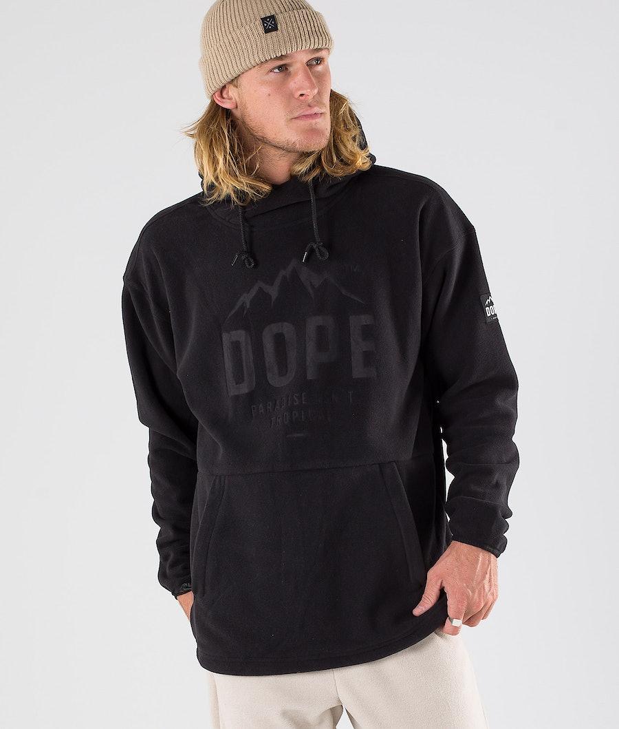 Dope Cozy Huppari Black