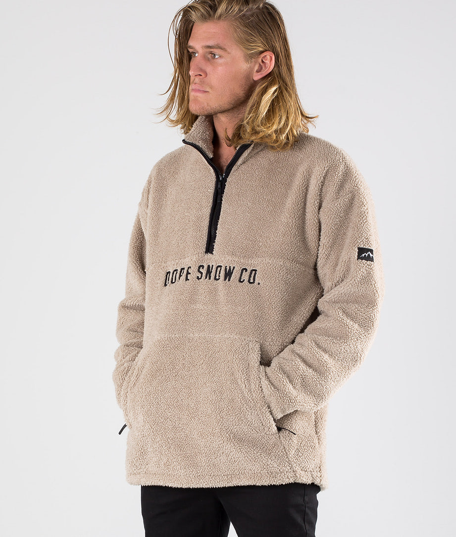Dope Pile Sweatshirt Sand