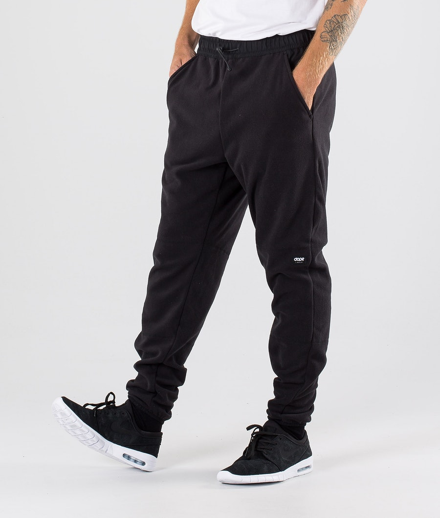 Dope Loyd Fleece Pants Black