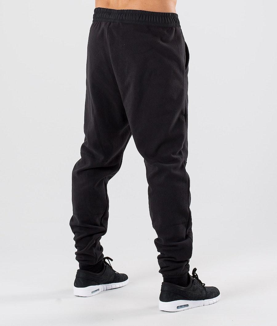 Dope Loyd Fleece Pants Black