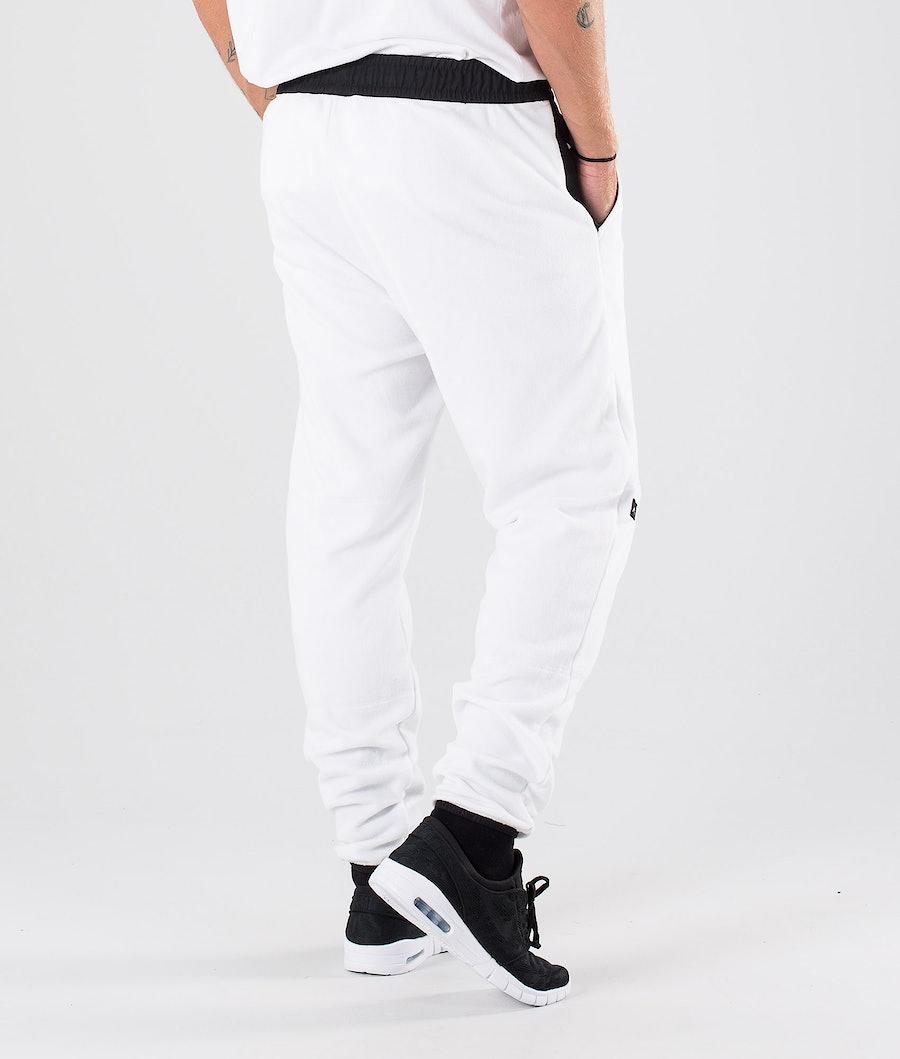 Dope Loyd Pantaloni Pile White