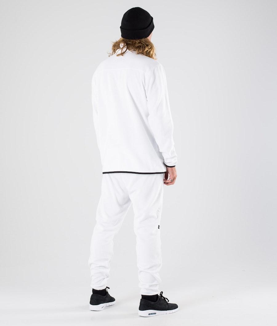 Dope Loyd Fleecepullover White