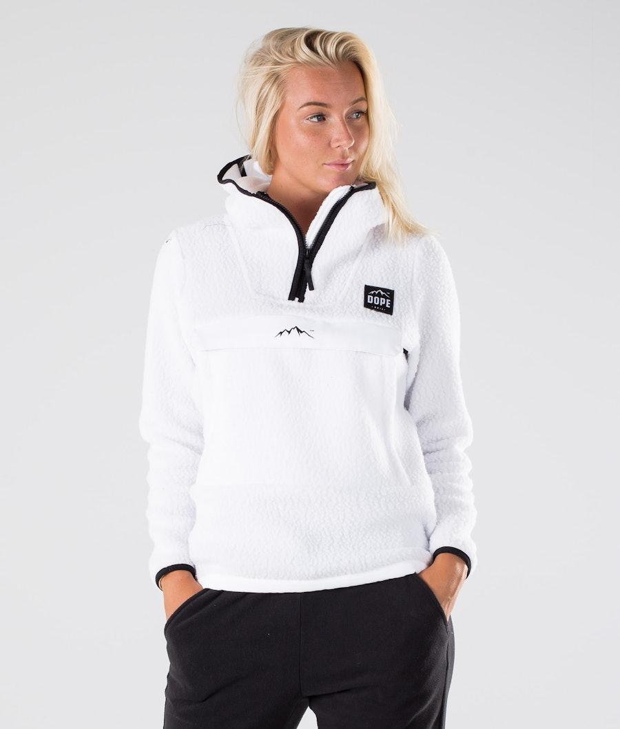 Dope Oi W Snowboardsweatshirt White
